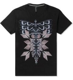 Uppercut Black Headlight Print T-Shirt Picutre