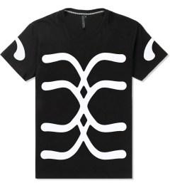 Uppercut Black Structure A T-Shirt Picutre