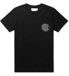 Matthew Miller Black Foil Pocket Circle T-Shirt Picture