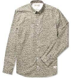 Libertine-Libertine Olive Drab Hunter L/S Shirt Picutre