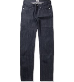 Naked & Famous Charcoal Selvedge Weird Guy Jeans Picutre