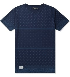 Grand Scheme Navy Bandana T-Shirt Picture