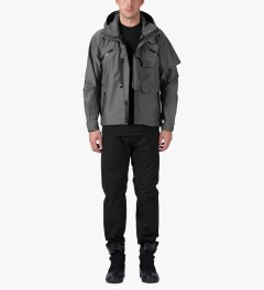 ACRONYM® Silver Melange J1A-LP Jacket Model Picture