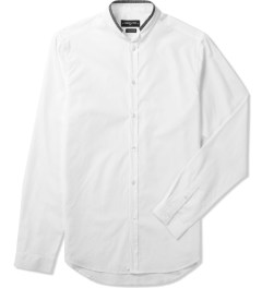 Commune De Paris White Malon Shirt Picutre