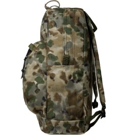 Epperson Mountaineering Transitional Camo Daypack w/ Leather Patch Model Picutre