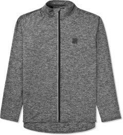 Undefeated Heather Grey Technical II Full Zip Jacket Picture