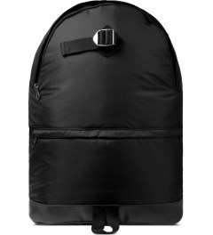 A.P.C. Black Steven Backpack Picture