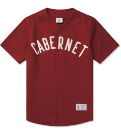 Acapulco Gold Red Cabernet Baseball Jersey Picture