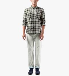 A.P.C. Bleached New Standard Jeans Model Picutre