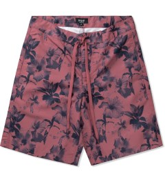 HUF Salmon Floral Boardshorts Picture