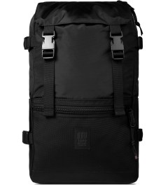 TOPO DESIGNS Ballistic Black Rover Backpack Picture