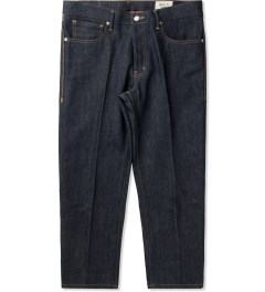 Bedwin & The Heartbreakers Indigo 9/L Jessee Raw Denim Pants Picutre