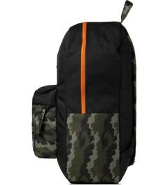 Benny Gold Benny Gold x Jansport Fog Camo Superbreak Backpack Model Picutre