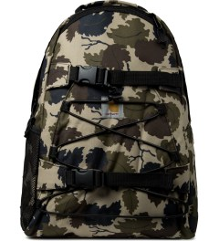 Carhartt WORK IN PROGRESS Camo Mitchell Kickflip Backpack Picutre