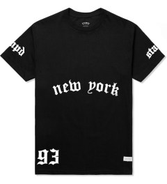 Stampd Black NY/LA T-Shirt Picture
