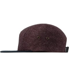 HUF Wine Tweed Volley Cap Model Picture