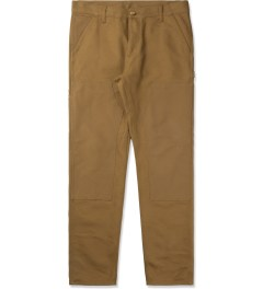 Carhartt WORK IN PROGRESS Hamilton Brown Ruck Double Knee Pants Picutre