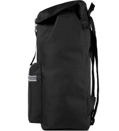 Poler Black Field Pack Backpack Model Picutre