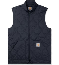 Carhartt WORK IN PROGRESS Jet Camper Liner Vest Picutre