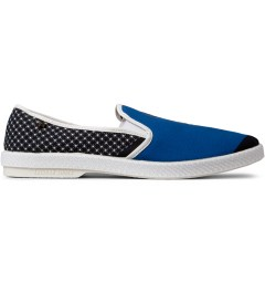 Rivieras Blue Hexagone Anatolia Shoes Picutre