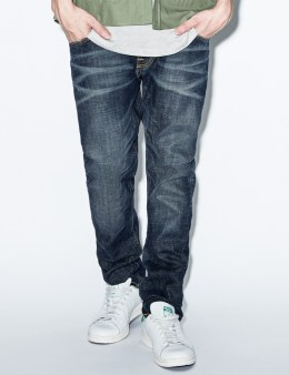 Nudie Jeans Dusk Indigo Thin Finn Denim Jeans Picture