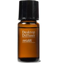 retaW Evelyn Desktop Reed Diffuser Picutre