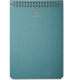 POSTALCO Light Blue Pingraph A6 Notebook Picutre