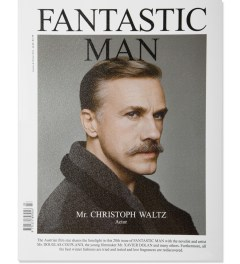 FANTASTIC MAN Fantastic Man Magazine Autumn 2014 Issue Picture