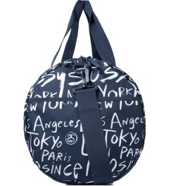 Stussy Navy Stussy x Herschel Supply Co. Cities Large Duffle Bag Model Picture