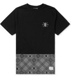 Daily Paper Black Two Tone T-Shirt Picture