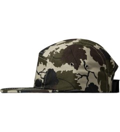 Carhartt WORK IN PROGRESS Camo Mitchell Starter Cap Model Picutre