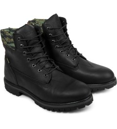 Black Scale Timberland x Black Scale Black 6-inch Premium Boots Model Picture