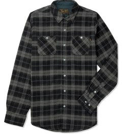 Benny Gold Grey Academic Flannel L/S Shirt Picture