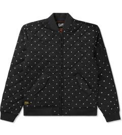 Primitive Black Dots Bomber Jacket Picture