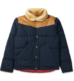 Penfield Navy Rockwool Down Insulated Jacket Picture