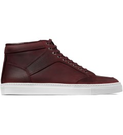 ETQ Maroon High Top Sneakers Picutre