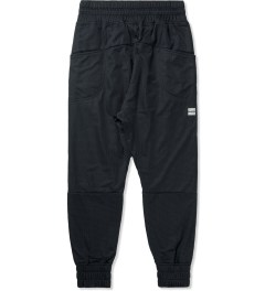 Thing Thing Navy Ronin Trackie Mesh Pants Model Picture