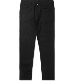 Carhartt WORK IN PROGRESS Black Riot Pants Picutre