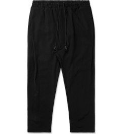 SILENT Damir Doma Black Paleo 3/4 Trousers Picture