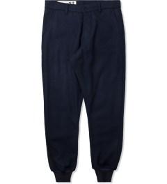 Bleu De Paname Bleu Paname Loisir Laine Pants Picutre