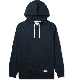 SATURDAYS Surf NYC Black Ditch Pullover Hoodie Picutre