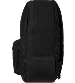 Carhartt WORK IN PROGRESS Black/Black Miller Backpack Model Picutre