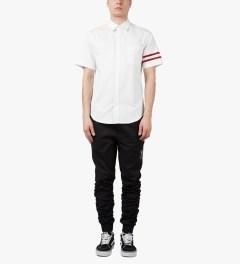 COURTESY OF White The Osaka S/S Shirt Model Picture