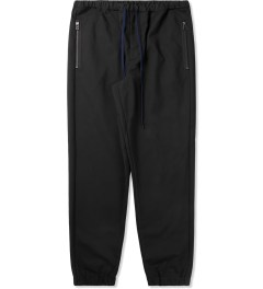 3.1 Phillip Lim Black Side Zippered Pockets Classic Lounge Pants Picture