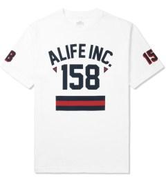 ALIFE White 158 Athletics T-Shirt Picutre