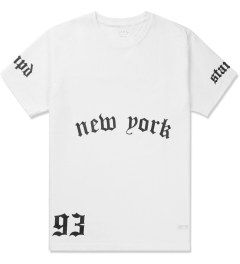Stampd White NY/LA T-Shirt Picture