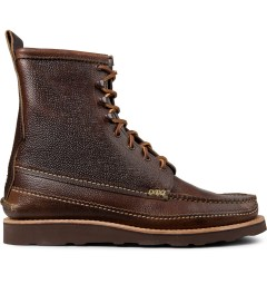 Yuketen SG Brown Maine Guide DB Boots Picture