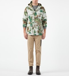 Penfield Hunting Print Kasson Mountain Parka Model Picture