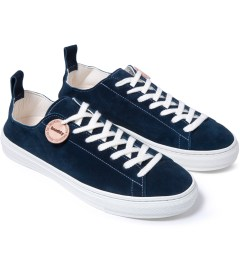 Buddy Navy Bull Terrier Low Shoes Model Picture