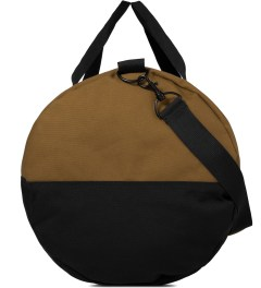 Carhartt WORK IN PROGRESS Hamilton Brown/Black Adams Duffle Bag Model Picture
